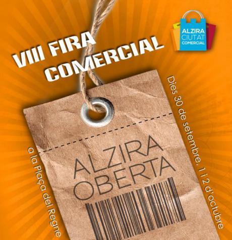 VIII Feria Comercial Alzira Oberta