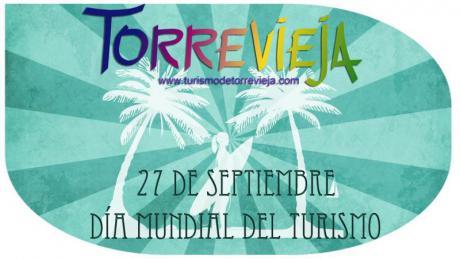 Día Mundial del Turismo en Torrevieja. 27 Septiembre