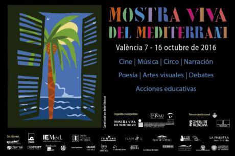 La Mostra Viva sitúa a Valencia como lugar de encuentro de las culturas mediterráneas