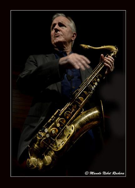 Jazz: Scott Hamilton Quartet