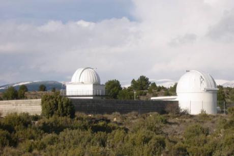 Curso de iniciación a la astronomía ARAS DE LOS OLMOS 2016