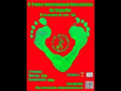 """II Carrera Internacional Descalcista """"Ciudad de Segorbe"""""""