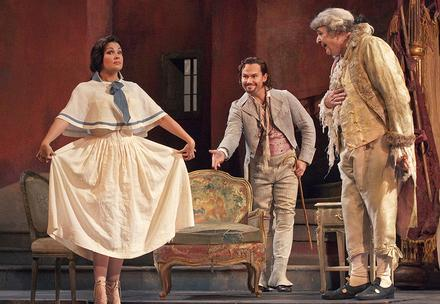 "Opera in cinema ""Don Pasquale"""