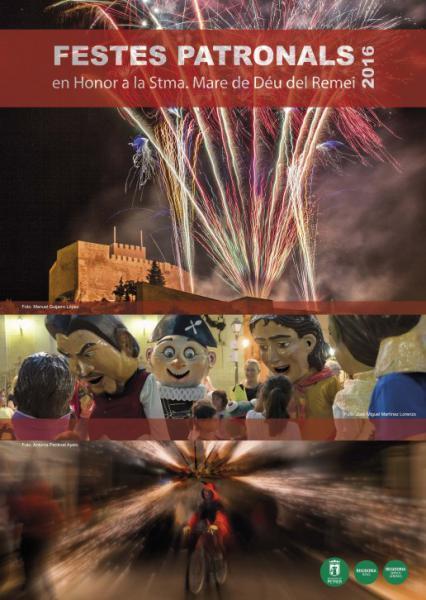 Fiestas Patronales  en Petrer