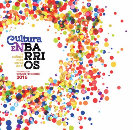 Cultura en barrios 2016