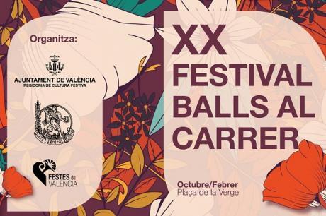 XX Festival Balls Al Carrer