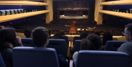 Visitas guiadas con ensayo de ópera