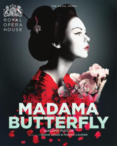 """MADAMA BUTTERFLY"" .  GIACOMO PUCCINI RETRANSMISIÓN EN DIRECTO DESDE "" THE ROYAL OPERA HOUSE"" DE LONDRES."