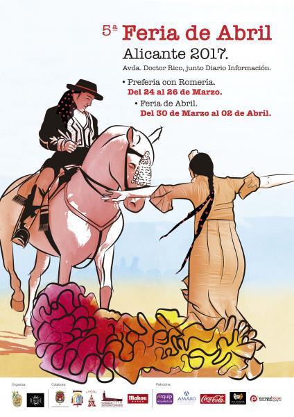 5ª Feria de abril de Alicante
