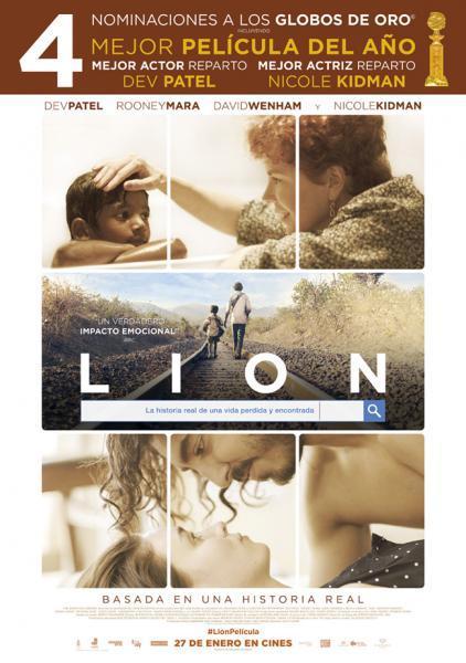 Cine: Lion