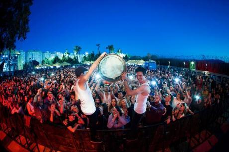 El SanSan y el Mediterranean Coast, los festivales de Semana Santa