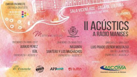 II acústic Radio Manises