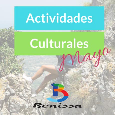 Activitats Culturals | Maig | Benissa