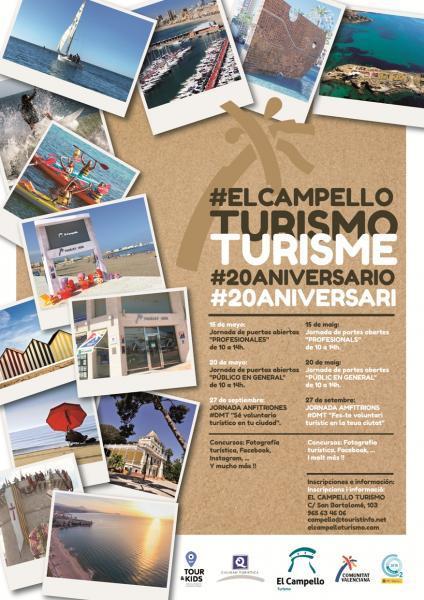 Jornada de Puertas Abiertas a la Tourist Info El Campello