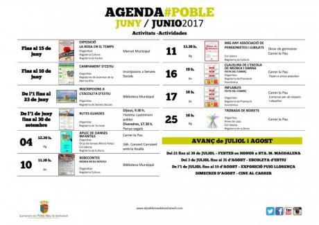 Agenda Junio 2017