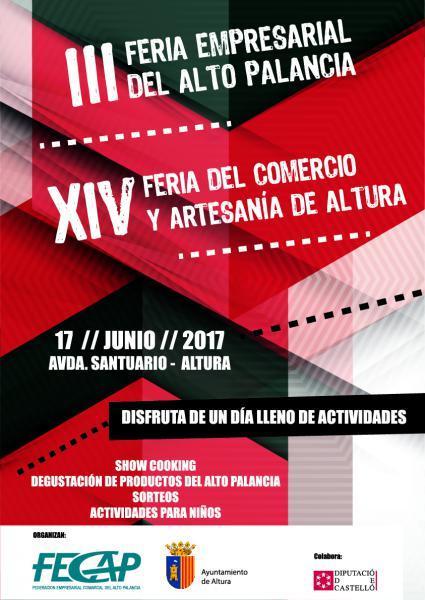 XIV Feria de comercio y Artesanía de Altura