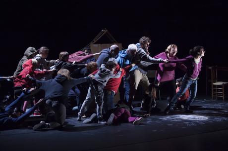"""Teatro: El Pont Flotant """"El hijo que quiero tener"""""""