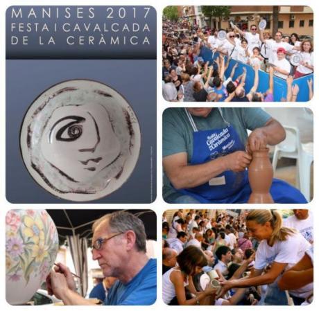 Festa de la Ceràmica en Manises 2017