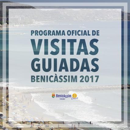Programa oficial visitas guiadas de Benicàssim