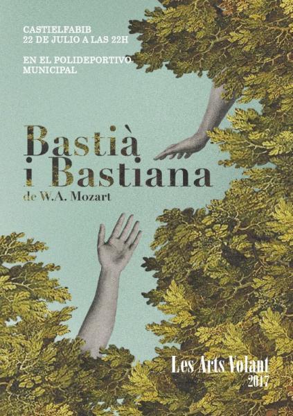 Ópera Bastià i Bastiana de W. A. Mozart