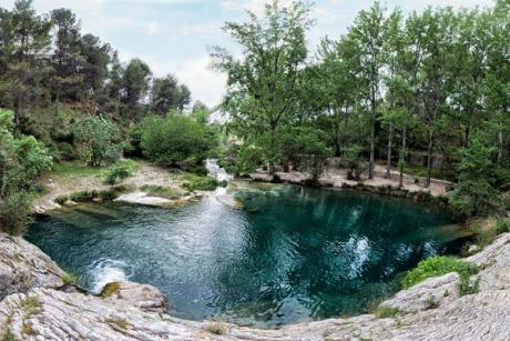 Natural swimming pools in Region Valencia, they are looking for you