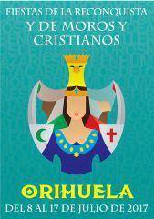 Fiesta de la Reconquista y de Moros y Cristianos 2017