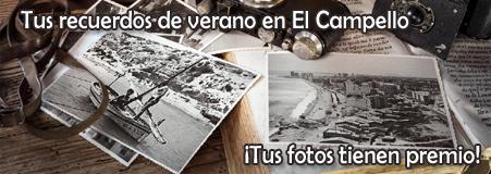 """Concurso de fotografía """"Tus recuerdos de Verano en El Campello"""""""