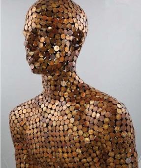 Exposición de escultura Gabriel Rufete