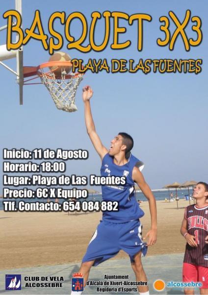 Campeonato Basquet 3x3
