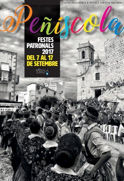 Programa Fiestas Patronales - Peñíscola 2017