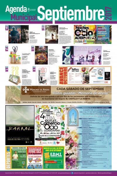 Guardamar September Council Programme