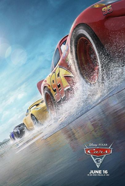 Cine Animación: Cars