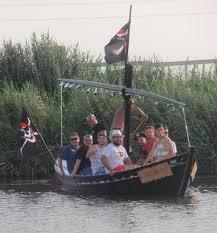 Paseos en barca por el río Júcar
