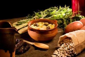 Dishes from Castellón to welcome the autumn
