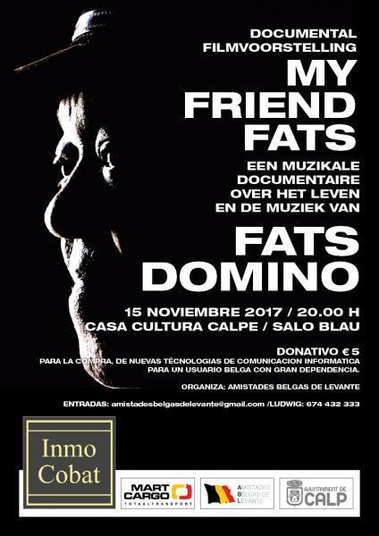 """Proyección Benéfica del Documental: """"Fast Domino"""""""