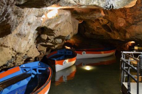 Visita a les coves de Sant Josep, a la Vall d'Uixó