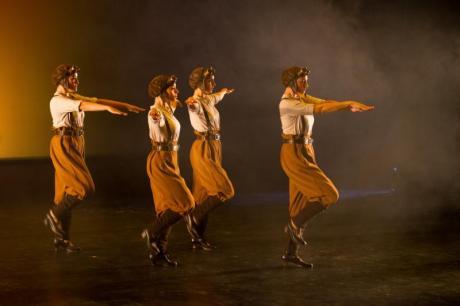 """Teatro: La Teta Calva presenta """"Amelia"""""""