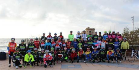 VII Ruta ciclista 'KDD El Torres' en Pilar de la Horadada 2018
