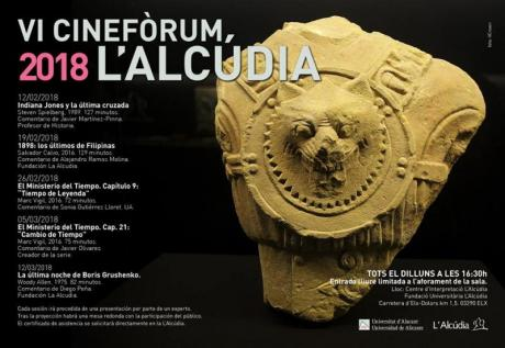 VI Cinefòrum L´Alcúdia