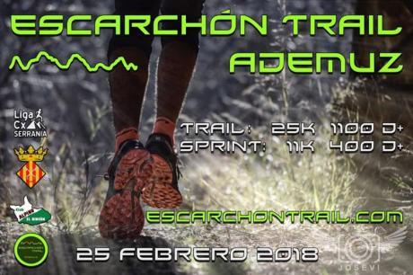 III Escarchón Trail Ademuz