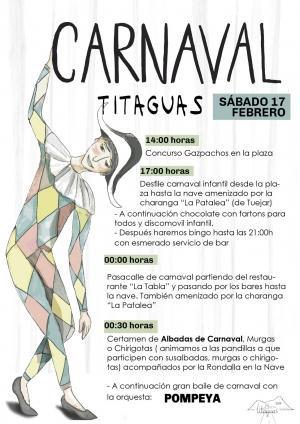 CARNAVAL TITAGUAS  2018
