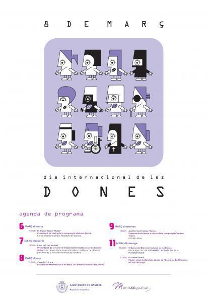 Día Internacional de las Mujeres en Manises