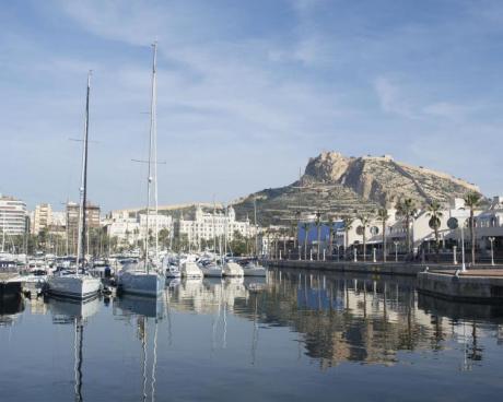 Alicante, puerto de encuentro #VolveOceanRace 2018
