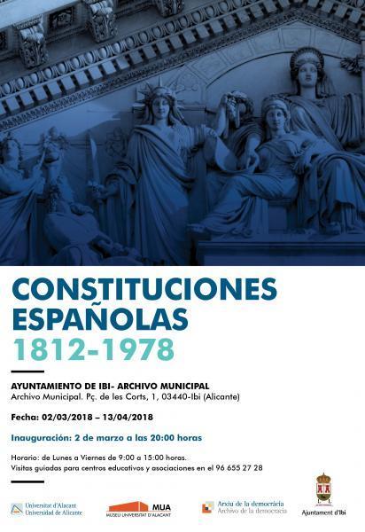 Constituciones Españolas 1872-1978