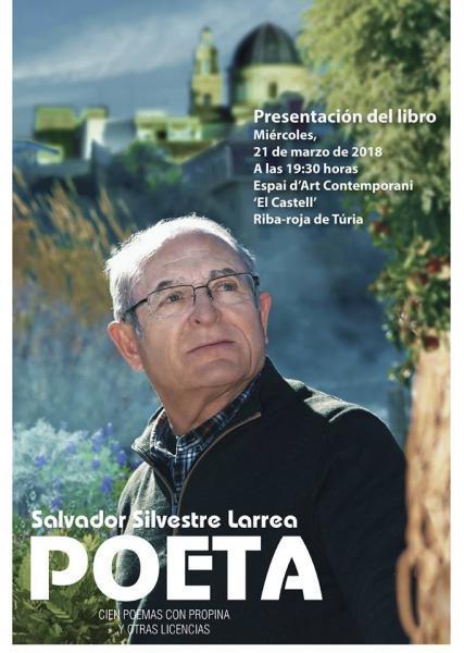 Presentación del libro de poemas de Salvador Silvestre