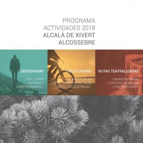 Programa Actividades 2018
