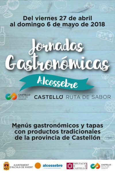 Jornadas Gastronómicas Alcossebre