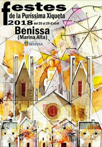 Patron Saint Festivities programming 2018 Benissa