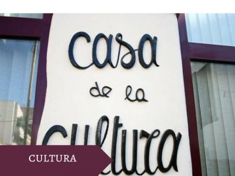 Programación Cultural Casa de Cultura