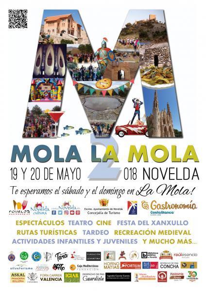 """""""Mola la Mola 2018"""""""